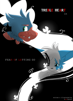 Fear of Letting Go - [ RG Job 3 ] - COVER