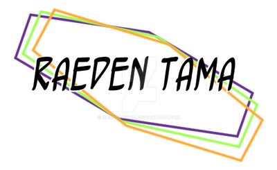Raeden Tama logo?? by SassCannon