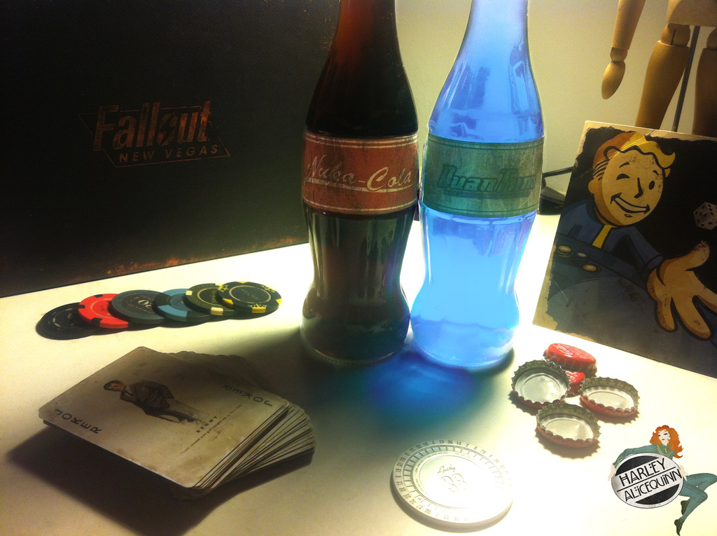 Fallout: New Vegas Collector's Edition, Nuka-Cola by ...