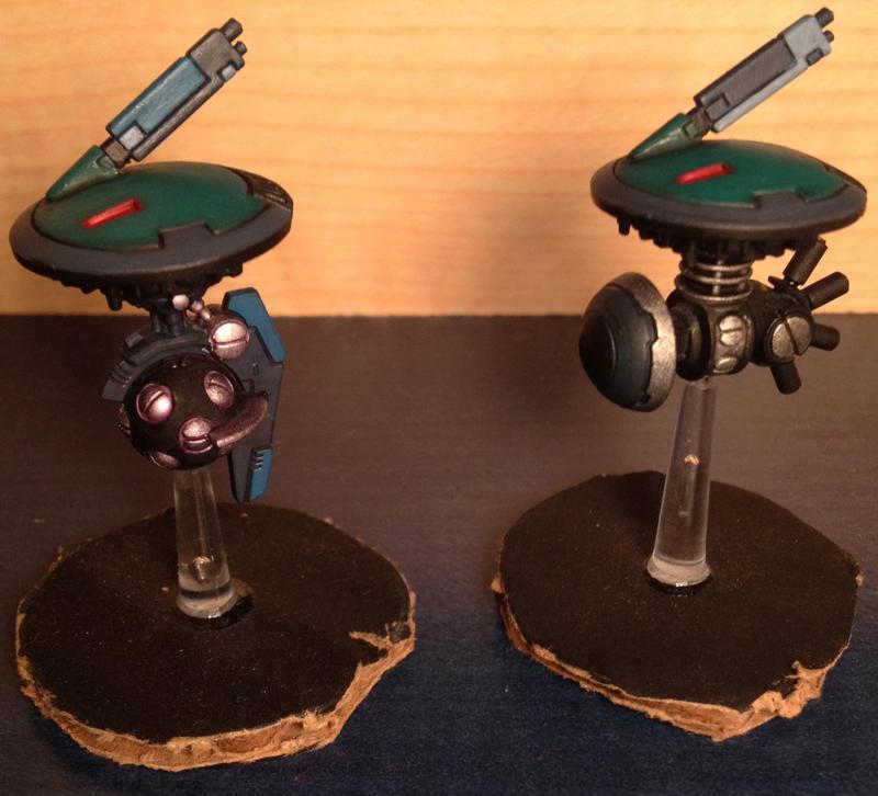 tau drones by Jaxler