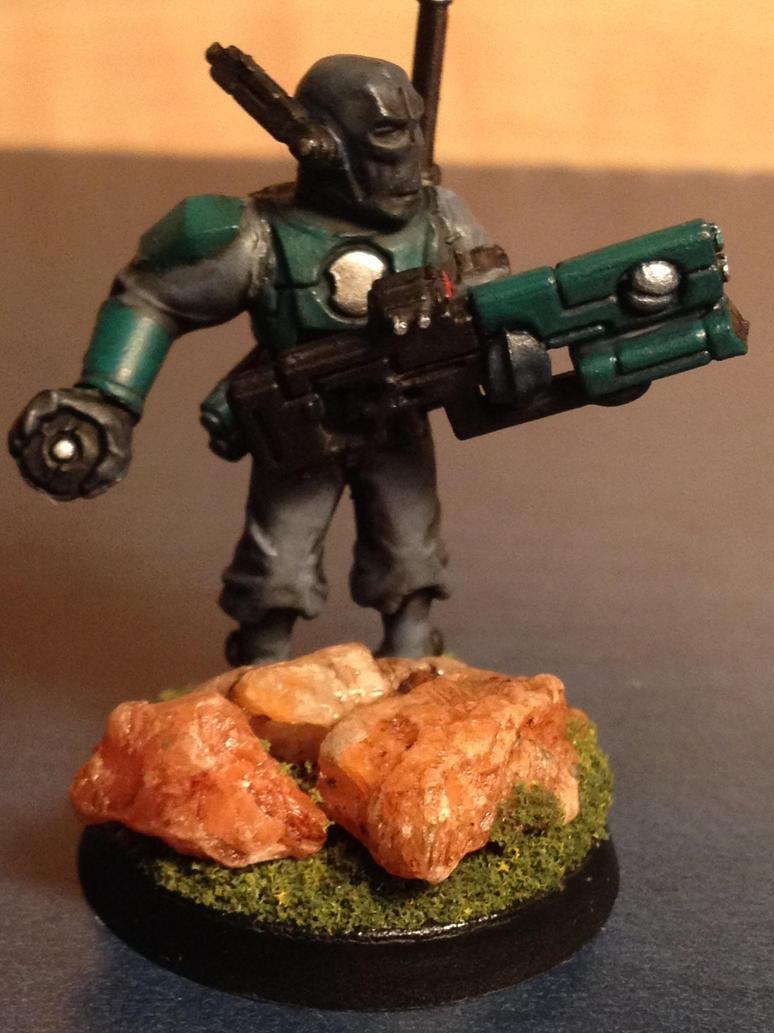 My final pathfinder made from scratch. by Jaxler