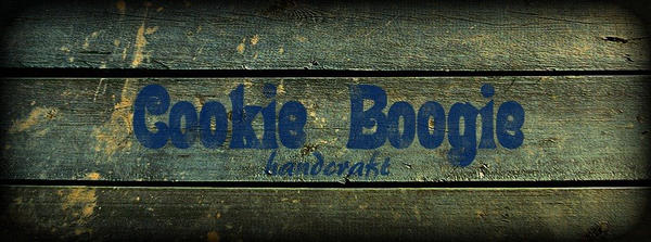 Cookie Boogie Logo by Here-is-MaryLou