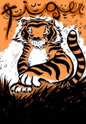 Tigri by AquaTigerFire