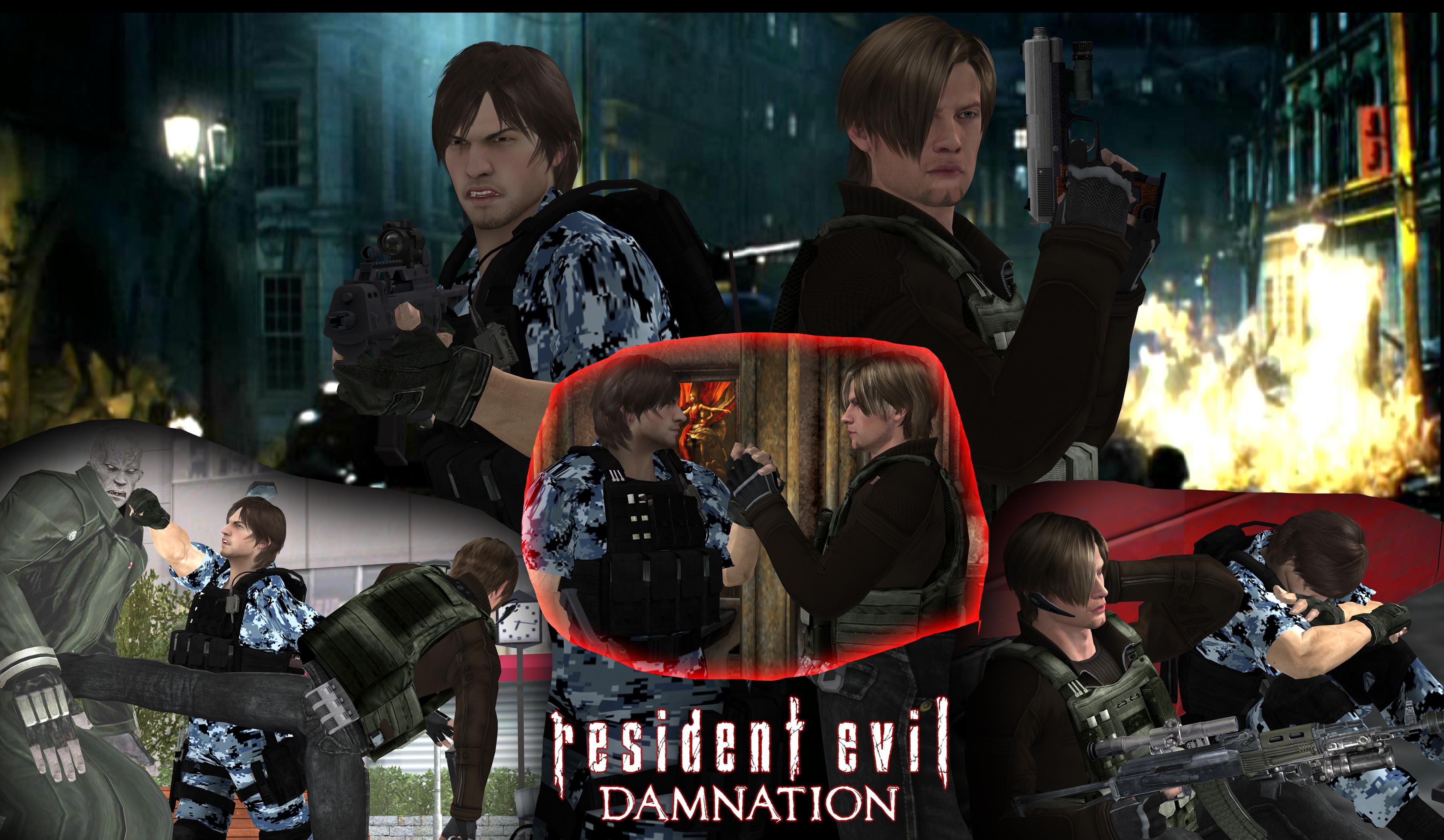 Resident evil domination