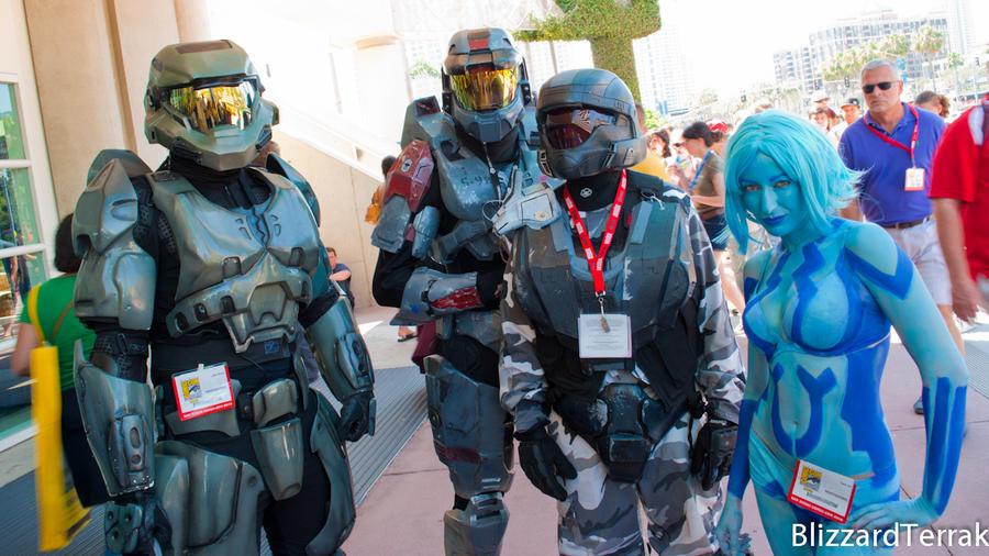 CC10 - Generation Halo by BlizzardTerrak