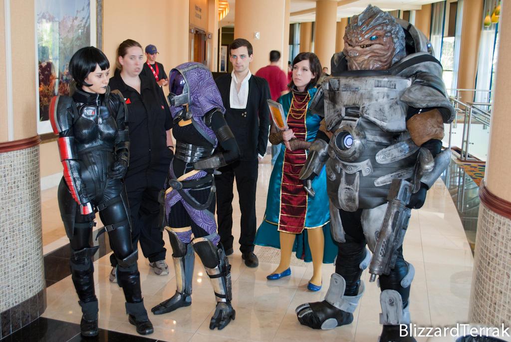 CC10 - Mass Effect 2 by BlizzardTerrak