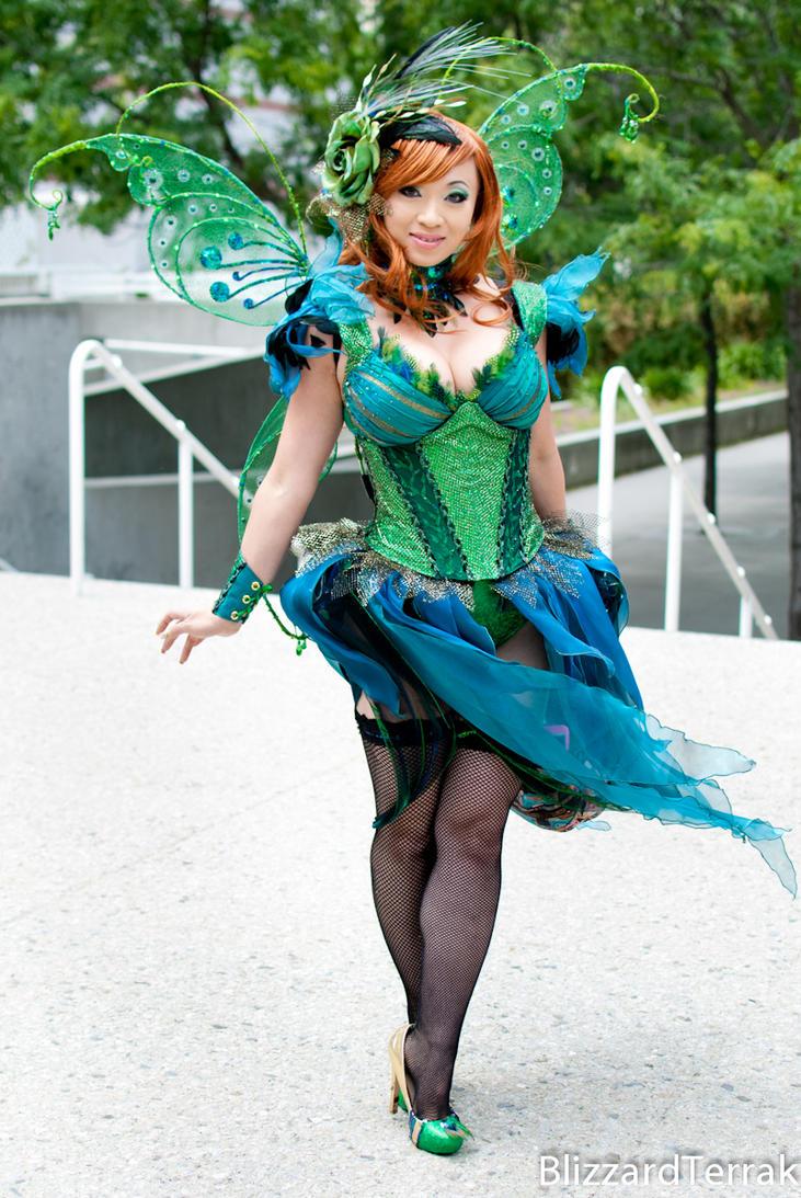 F11 - Absinthe Fairy by BlizzardTerrak