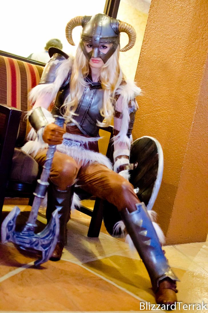 ALA12 - Dragon Born by BlizzardTerrak
