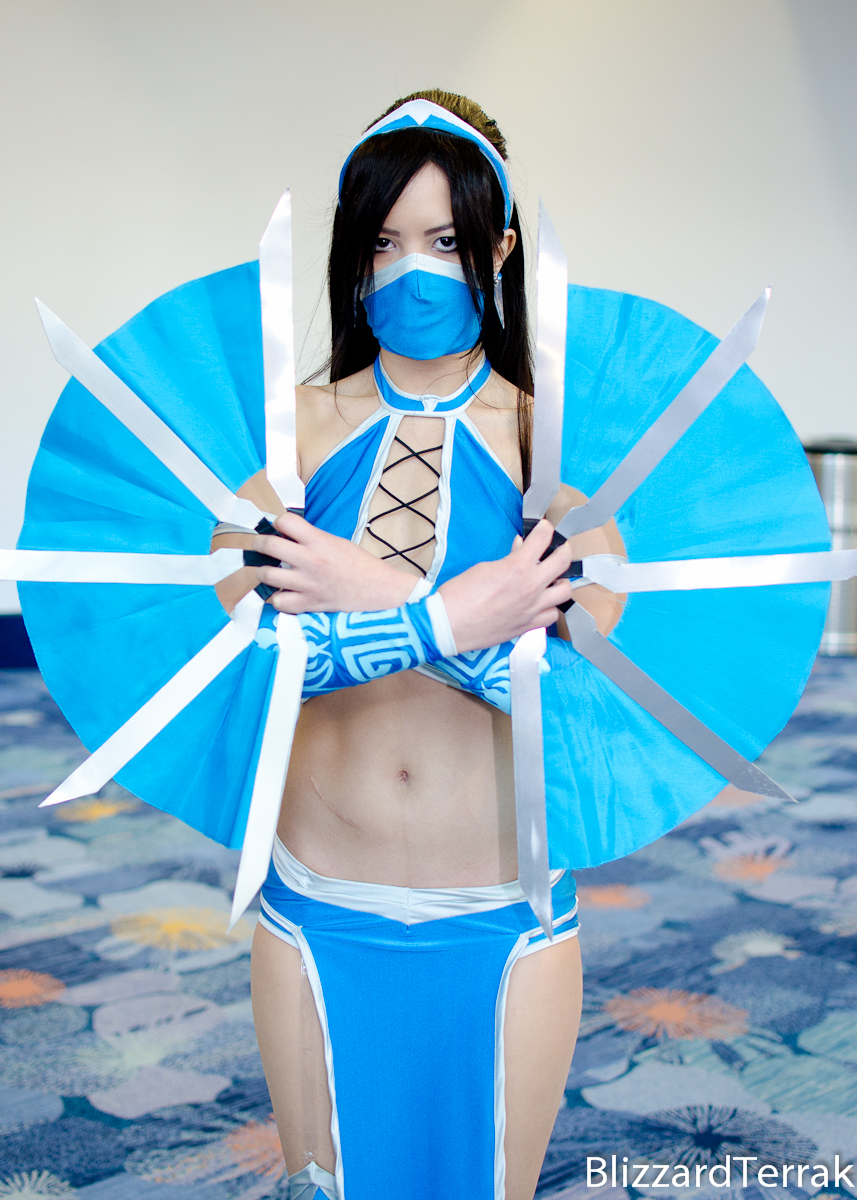 W12 - Kitana by BlizzardTerrak