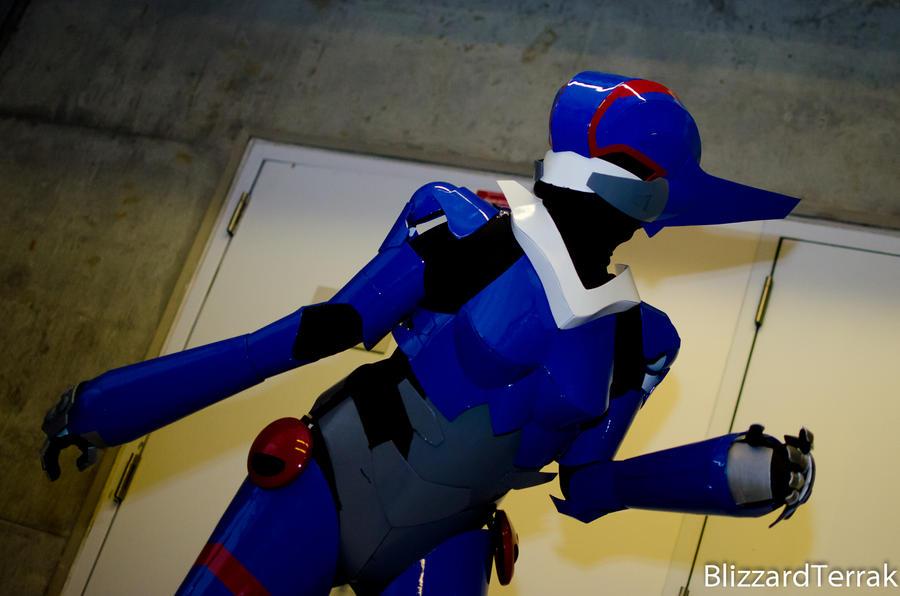 F12 - Priss Asagiri by BlizzardTerrak