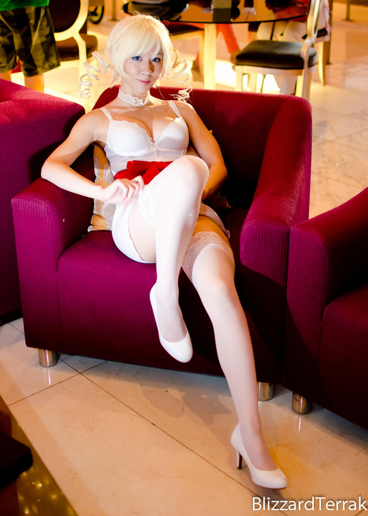 AX12 - Catherine by BlizzardTerrak