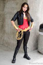 CC12 - Wonder Woman by BlizzardTerrak