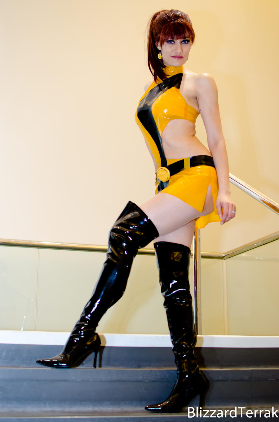 CC12 - Silk Spectre by BlizzardTerrak