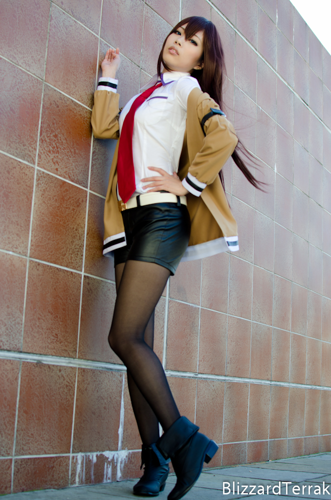 AoD13 - Kurisu Makise by BlizzardTerrak