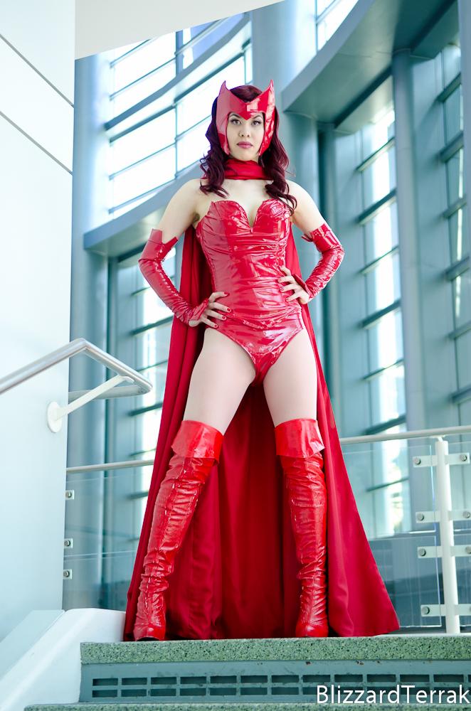 W13 - Scarlet Witch by BlizzardTerrak