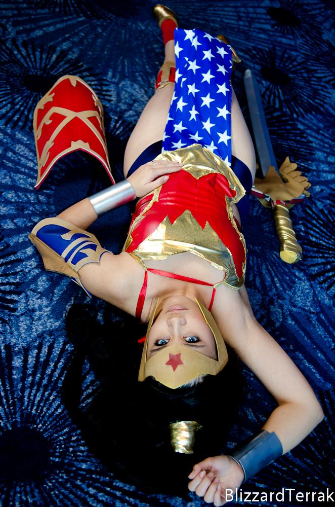 W13 - Ame-Comi Wonder Woman by BlizzardTerrak