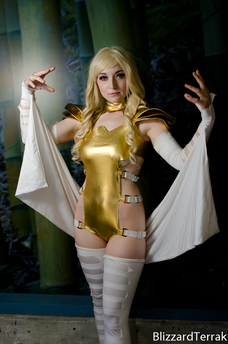 BW13 - Phoenix Force Emma Frost by BlizzardTerrak