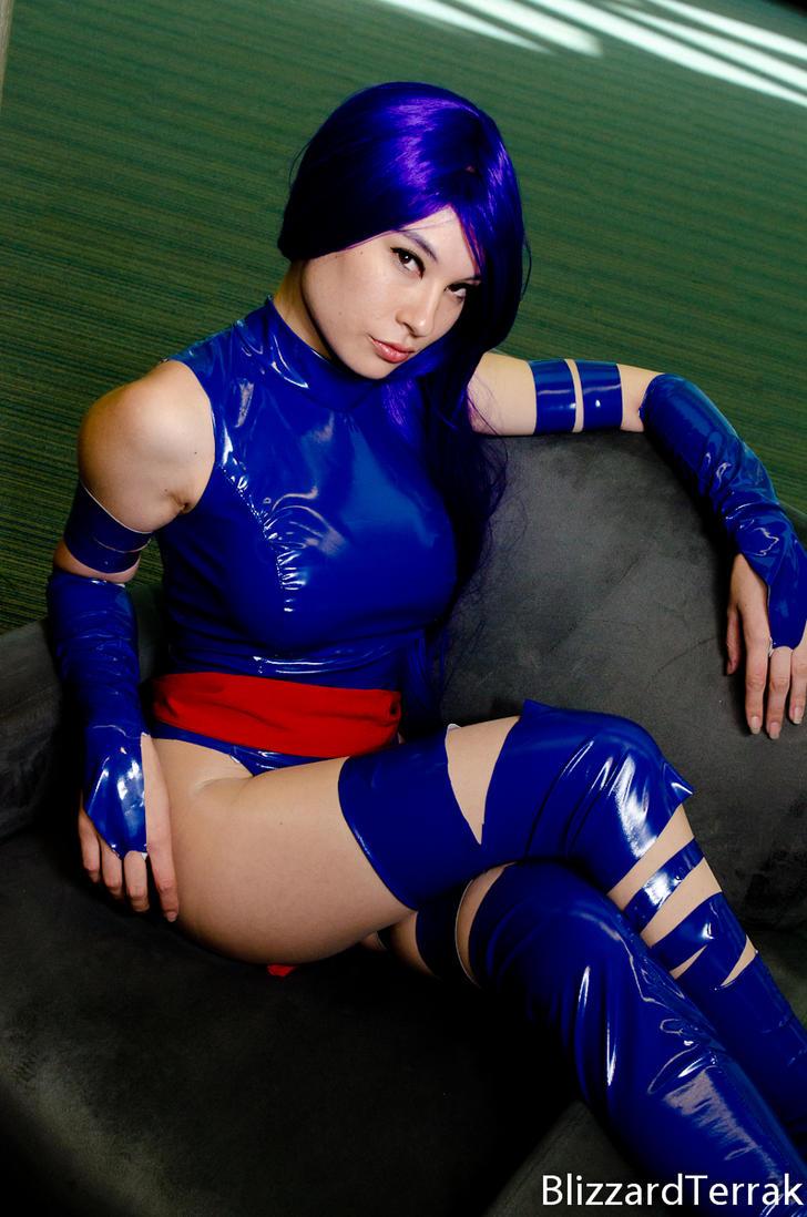 BW13 - Psylocke by BlizzardTerrak