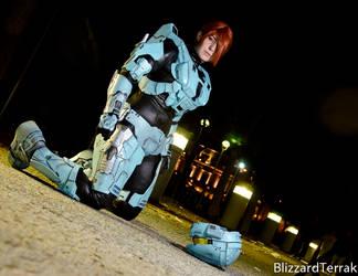 F13 - Agent Carolina by BlizzardTerrak