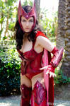 WC14 - Armored Scarlet Witch