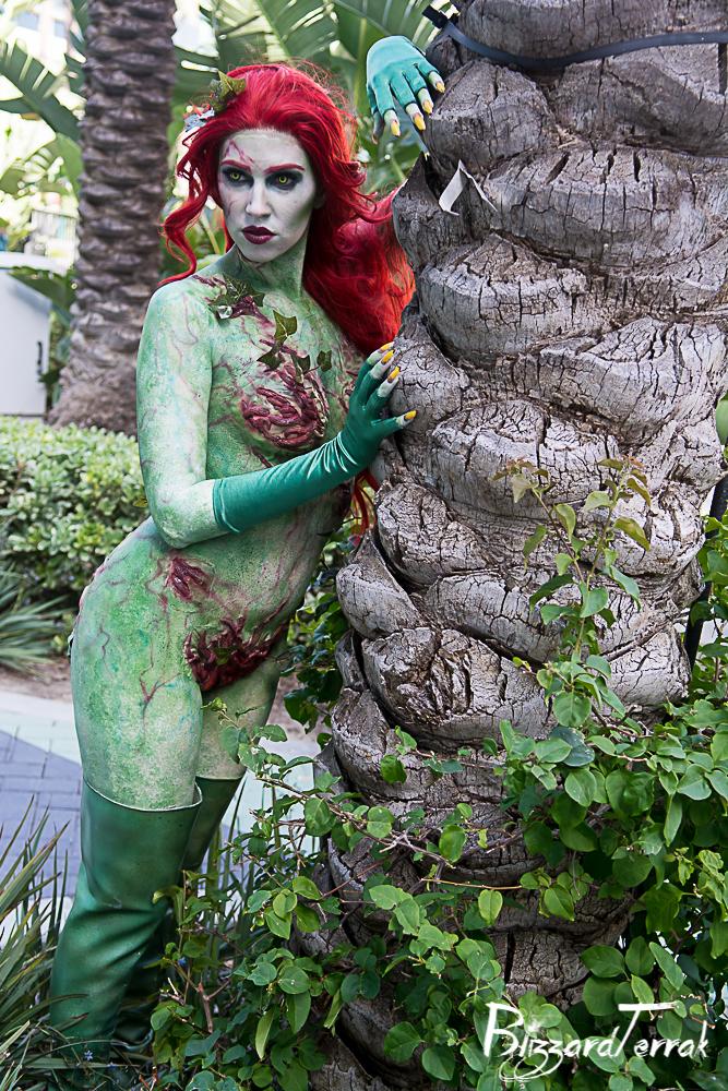 W15 - Poison Ivy by BlizzardTerrak