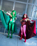 F15 - Polaris and Scarlet Witch
