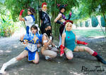 SACS16 - Street Fighter