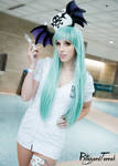 COMI16 - Nurse Morrigan by BlizzardTerrak