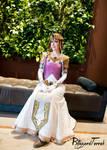 F17 - Princess Zelda by BlizzardTerrak