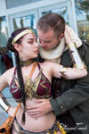 W18 - Star Wars Wonder Woman and Steve Trevor
