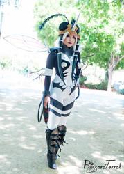 CRX18 - Mosquito Girl by BlizzardTerrak