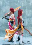 CRX18 - Rama and Sita by BlizzardTerrak