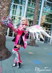 BC18 - Pink Mercy by BlizzardTerrak