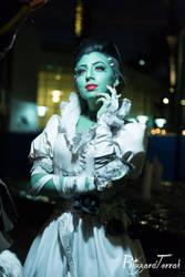 BC18 - Halloween Terror Bride Sombra by BlizzardTerrak