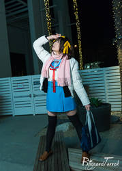 ALA19 - Haruhi Suzumiya by BlizzardTerrak