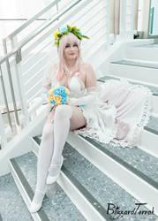 ALA19 - Wedding Sonico by BlizzardTerrak