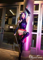 WC19 - Psylocke by BlizzardTerrak