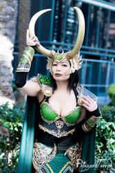 WC19 - Lady Loki by BlizzardTerrak