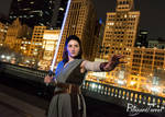 SWCC19 - Rey on Couruscant by BlizzardTerrak