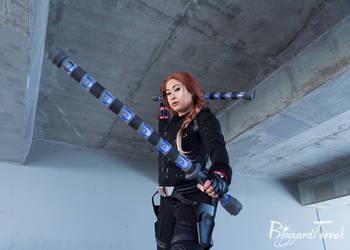 F19 - Endgame Black Widow by BlizzardTerrak
