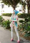 AX19 - Girl (MeMeMe!) by BlizzardTerrak
