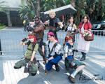 AX19 - Final Fantasy 7 by BlizzardTerrak