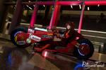 CRX19 - Asuka x AkiraCycle by BlizzardTerrak