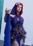 ALA2020 - Hannah Alexander Artwork Raven by BlizzardTerrak