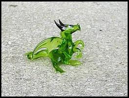Swamp Dragon by Glasmagie