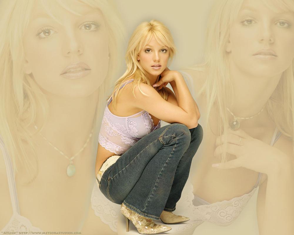 Britney by ATLien