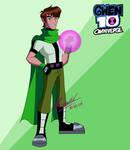 Gwen 10 Omniverse - Ben future