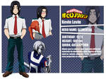 My Hero Academia - Kevin