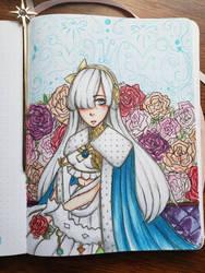 Fate - Anastasia Nikolaevna Romanova by Vesturr