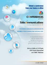 CNBC Conference Press Ad 1